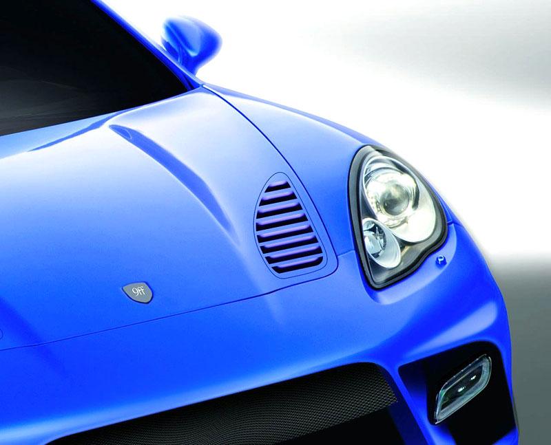 9ff Panamera Turbo: 650 koní a ostrý výraz pro nové Porsche: - fotka 5