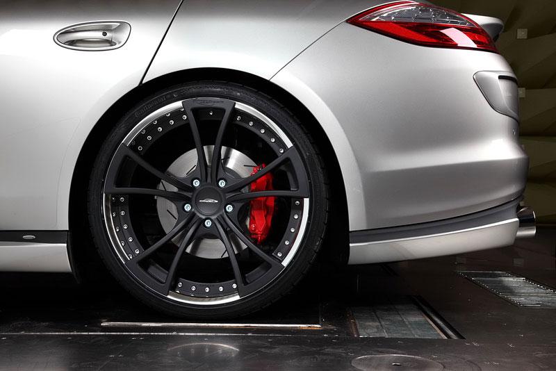 Porsche Panamera PS9: premiéra na Essen Motor Show: - fotka 19