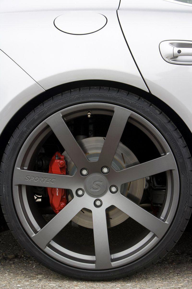 Porsche Panamera Turbo: 60 koní navíc ze Švýcarska: - fotka 6