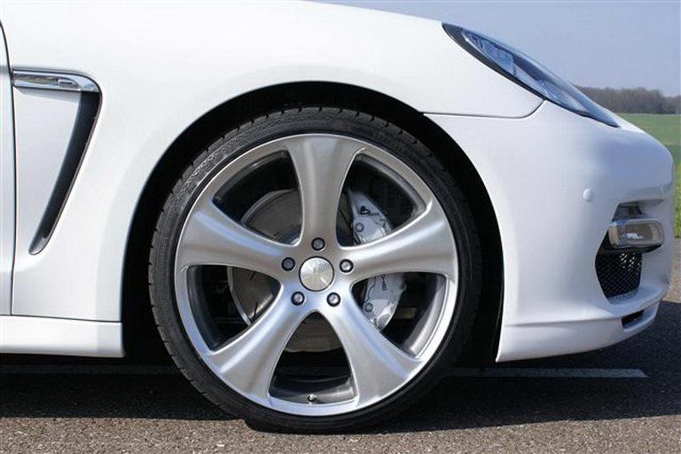 Porsche Panamera Rivage GT 970 od Hofele Design: - fotka 7