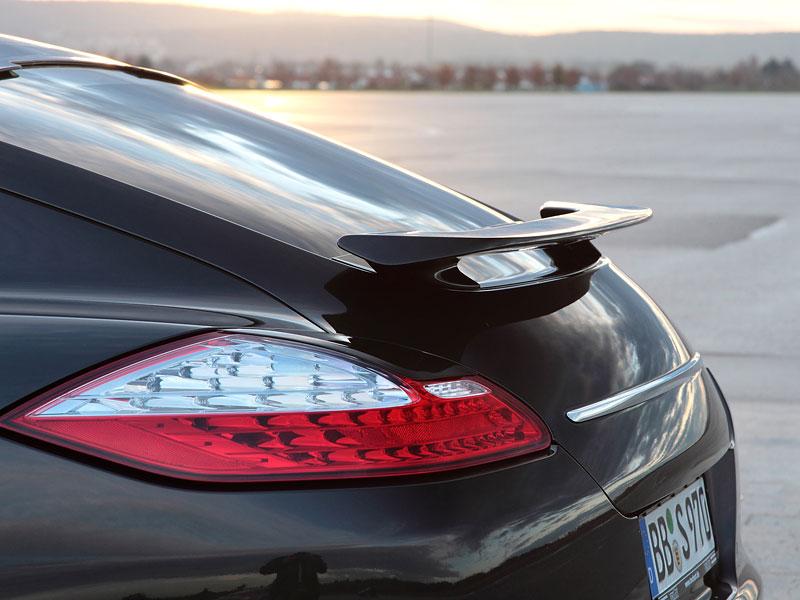 TechArt: sada na zvýšení výkonu pro Porsche Panamera Turbo přidá 80 koní a 60 Nm: - fotka 32