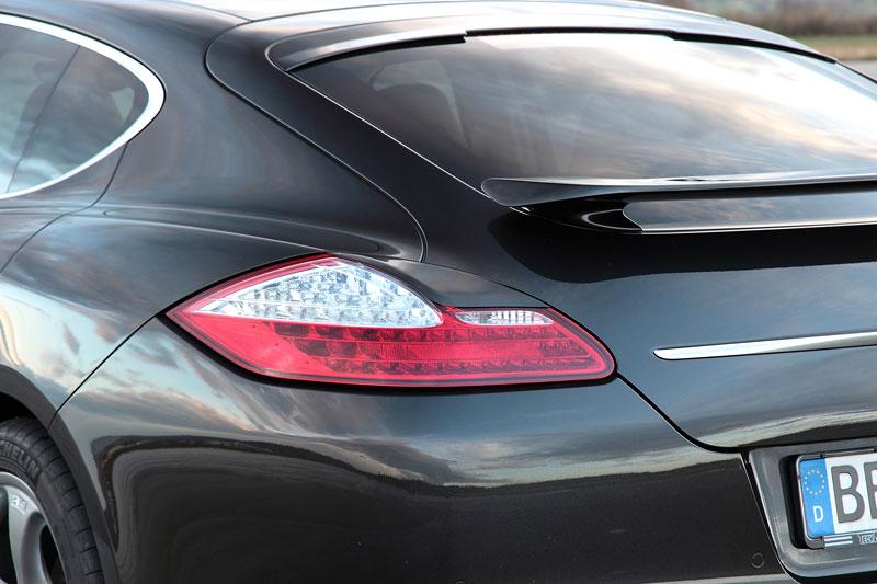 TechArt: sada na zvýšení výkonu pro Porsche Panamera Turbo přidá 80 koní a 60 Nm: - fotka 33