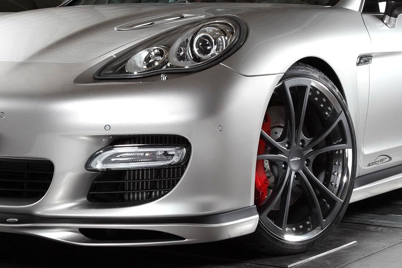Porsche Panamera PS9: premiéra na Essen Motor Show: - fotka 21