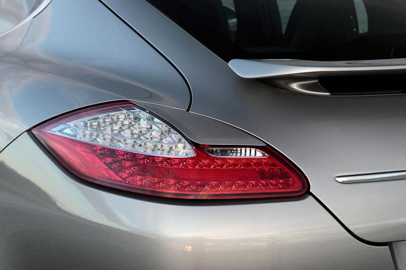 TechArt: sada na zvýšení výkonu pro Porsche Panamera Turbo přidá 80 koní a 60 Nm: - fotka 34