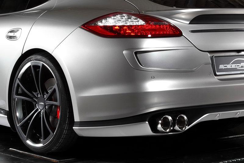 Porsche Panamera PS9: premiéra na Essen Motor Show: - fotka 22