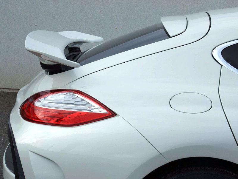 FAB Design Porsche Panamera: extrémní úprava ze Švýcarska: - fotka 17