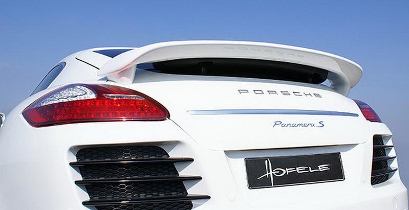 Porsche Panamera Rivage GT 970 od Hofele Design: - fotka 10