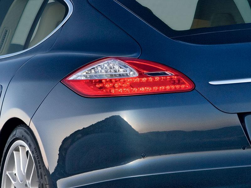 Porsche Panamera kompletně odhaleno - více informací! (+ nové foto): - fotka 24