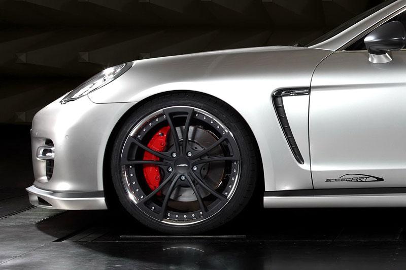 Porsche Panamera PS9: premiéra na Essen Motor Show: - fotka 23