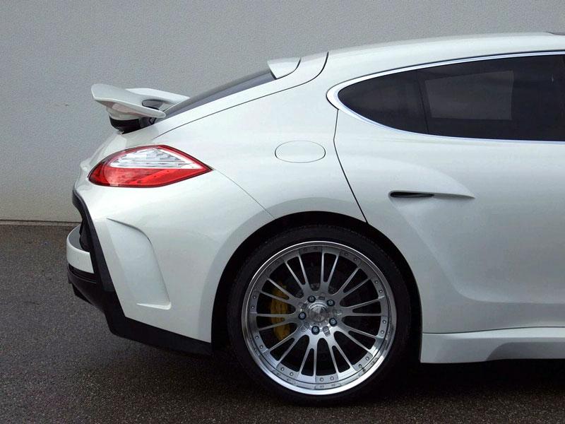 FAB Design Porsche Panamera: extrémní úprava ze Švýcarska: - fotka 18