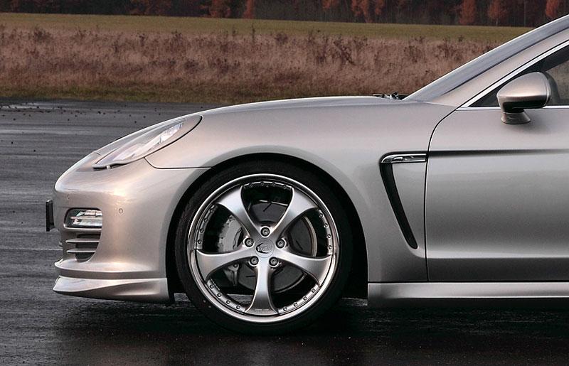 TechArt: sada na zvýšení výkonu pro Porsche Panamera Turbo přidá 80 koní a 60 Nm: - fotka 36