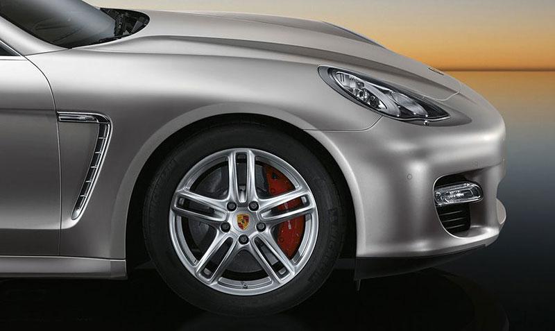 Porsche Panamera kompletně odhaleno - více informací! (+ nové foto): - fotka 25
