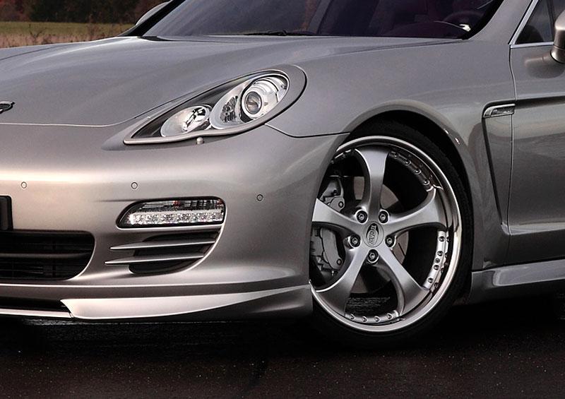 TechArt: sada na zvýšení výkonu pro Porsche Panamera Turbo přidá 80 koní a 60 Nm: - fotka 37
