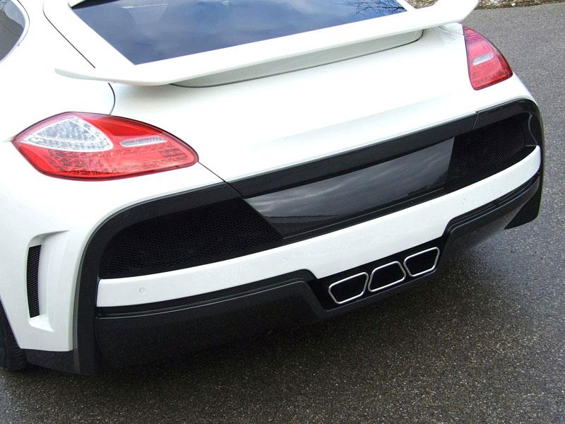 FAB Design Porsche Panamera: extrémní úprava ze Švýcarska: - fotka 20