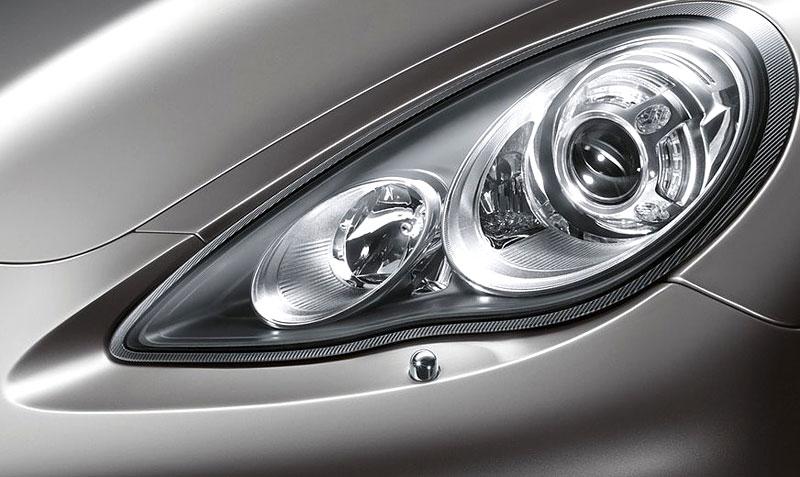 Porsche Panamera kompletně odhaleno - více informací! (+ nové foto): - fotka 29