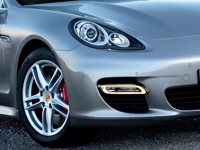 Porsche Panamera má za sebou světovou premiéru: - fotka 50