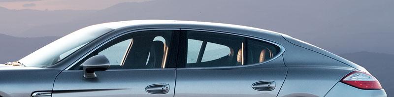Porsche Panamera má za sebou světovou premiéru: - fotka 52
