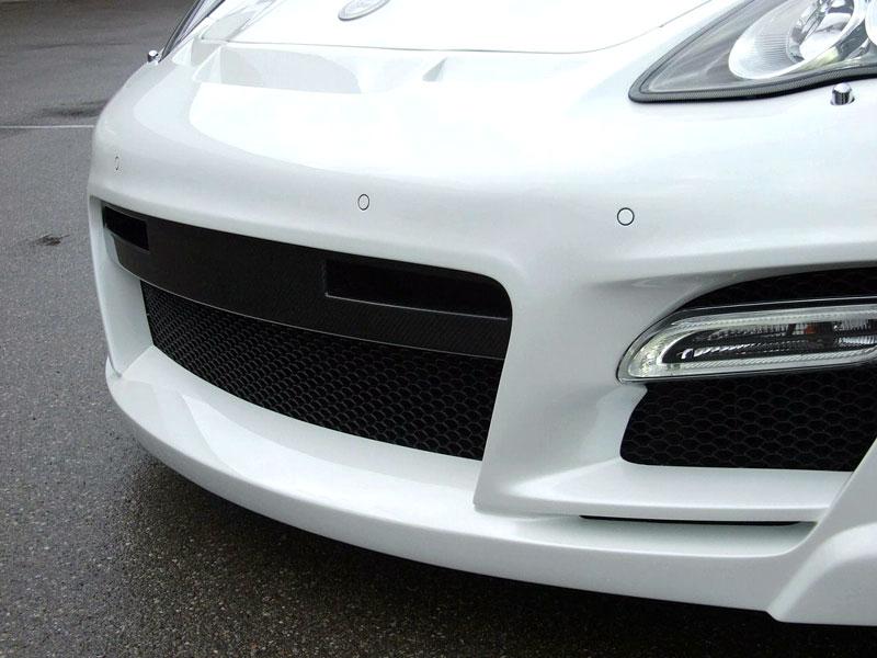 FAB Design Porsche Panamera: extrémní úprava ze Švýcarska: - fotka 22