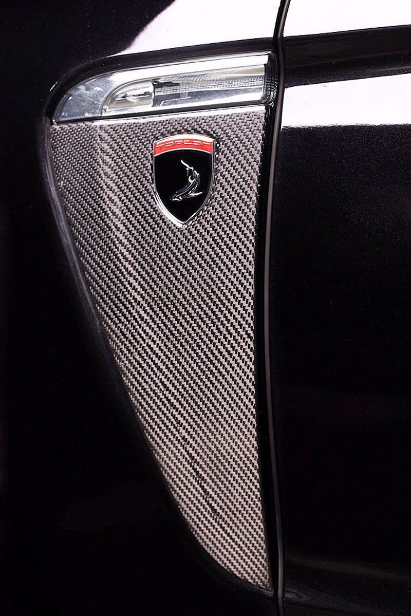 Porsche Panamera Stingray: výsledek mezinárodní spolupráce: - fotka 27