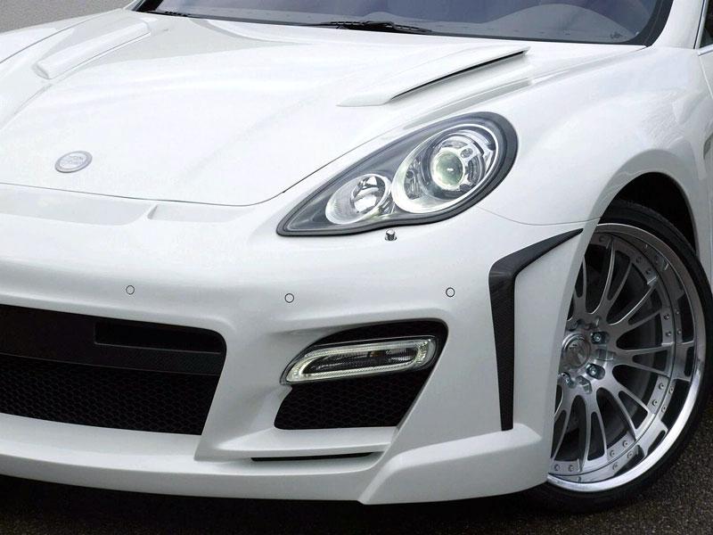 FAB Design Porsche Panamera: extrémní úprava ze Švýcarska: - fotka 23