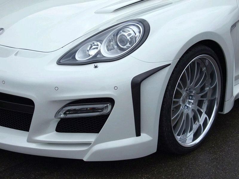 FAB Design Porsche Panamera: extrémní úprava ze Švýcarska: - fotka 24