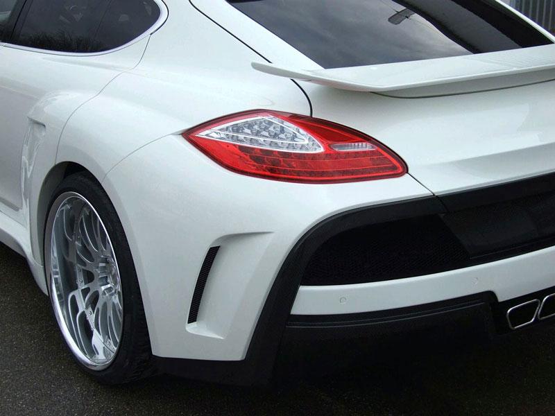 FAB Design Porsche Panamera: extrémní úprava ze Švýcarska: - fotka 30