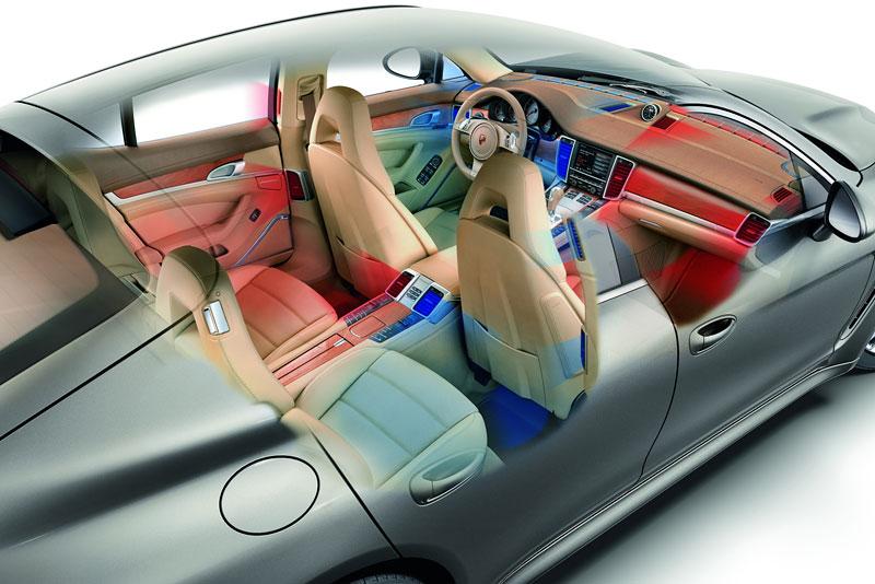 Panamera je zřejmě novým nejrychlejším sedanem Nordschleife: - fotka 156