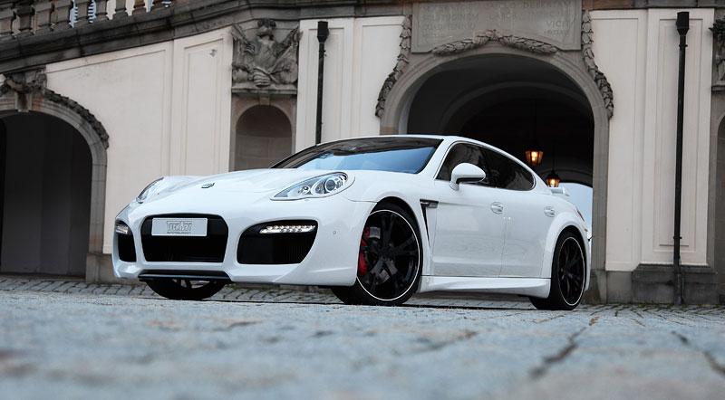 TechArt GrandGT: Porsche Panamera Turbo s 579 koňmi: - fotka 3