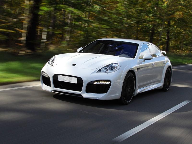 TechArt GrandGT: Porsche Panamera Turbo s 579 koňmi: - fotka 4