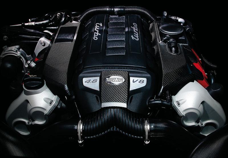 TechArt GrandGT: Porsche Panamera Turbo s 579 koňmi: - fotka 9