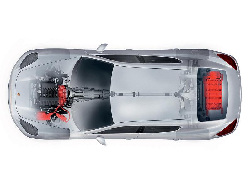 Porsche Panamera kompletně odhaleno - více informací! (+ nové foto): - fotka 34
