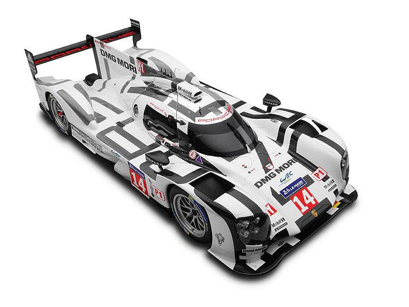 Porsche nabízí závodní 919 Hybrid za cenu Škody Rapid. Akorát se v něm nesvezete: - fotka 1