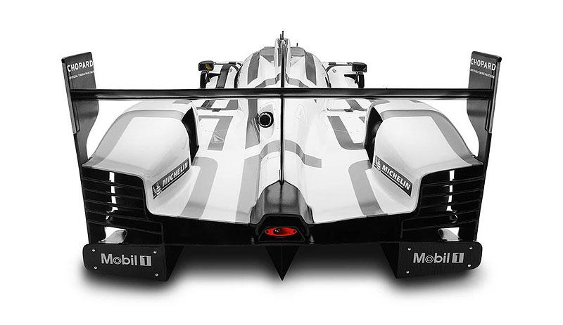 Porsche nabízí závodní 919 Hybrid za cenu Škody Rapid. Akorát se v něm nesvezete: - fotka 3