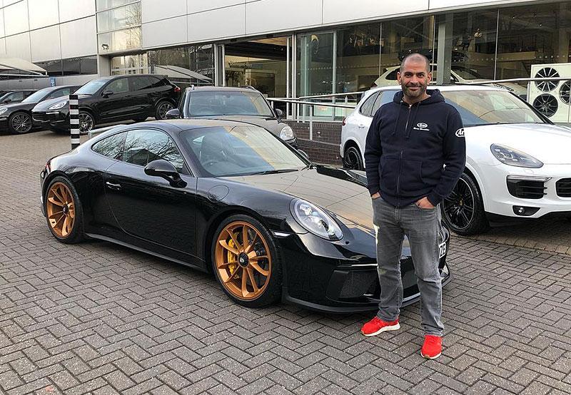 Chris Harris z Top Gearu naboural svoje Porsche 911 GT3: - fotka 2