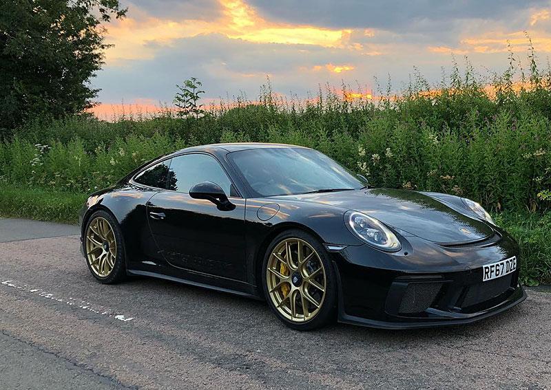 Chris Harris z Top Gearu naboural svoje Porsche 911 GT3: - fotka 4