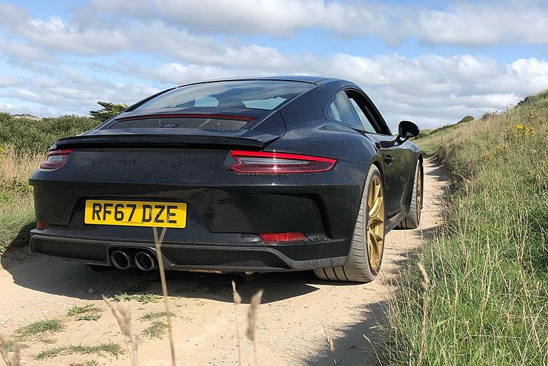 Chris Harris z Top Gearu naboural svoje Porsche 911 GT3: - fotka 5
