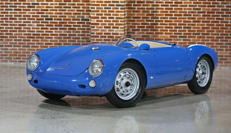 Trojice unikátních Porsche ze sbírky Jerryho Seinfelda míří do aukce: - fotka 11