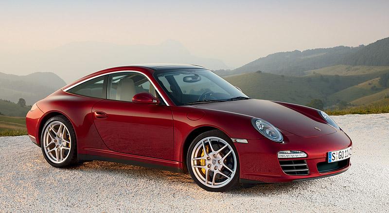 Porsche 911 Targa facelift - další variace známého: - fotka 2