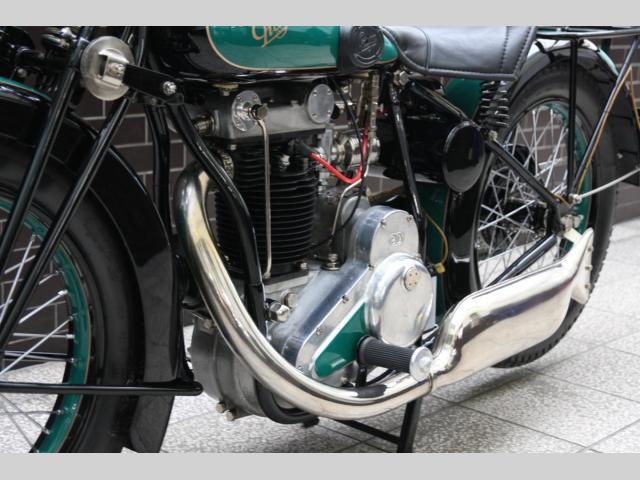 Československá motorka Praga BD 500 byla ve své době špička. Jednu teď můžete mít: - fotka 4
