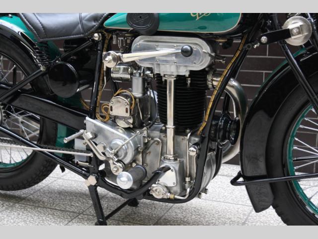 Československá motorka Praga BD 500 byla ve své době špička. Jednu teď můžete mít: - fotka 5
