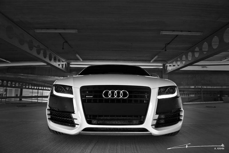 Project Kahn Audi A5: chci být R8: - fotka 1