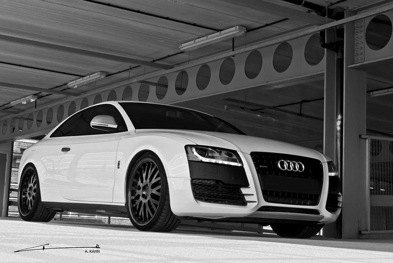 Project Kahn Audi A5: chci být R8: - fotka 2