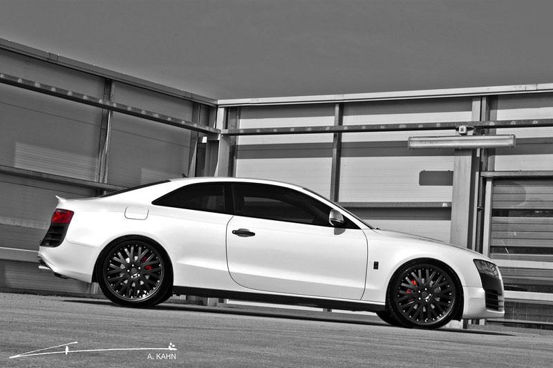 Project Kahn Audi A5: chci být R8: - fotka 3