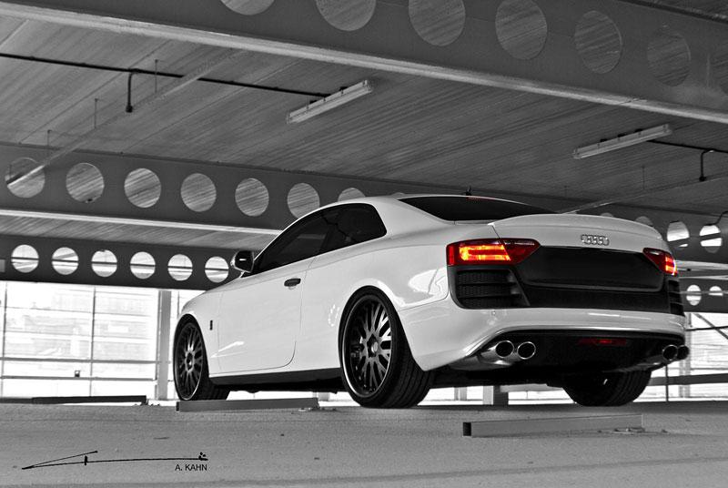 Project Kahn Audi A5: chci být R8: - fotka 4