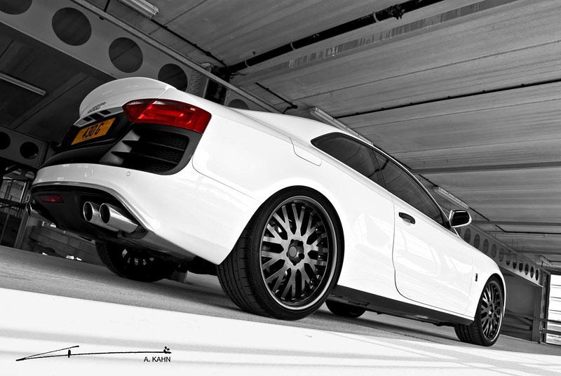 Project Kahn Audi A5: chci být R8: - fotka 5