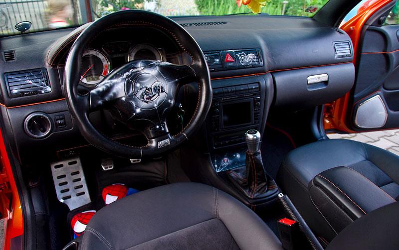 Škoda Octavia RS – Pavoučí muž: - fotka 2