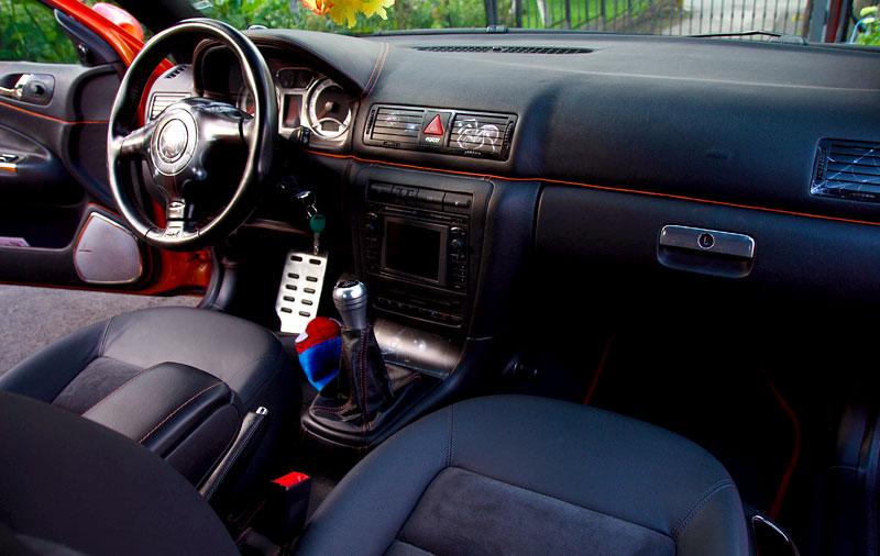 Škoda Octavia RS – Pavoučí muž: - fotka 3
