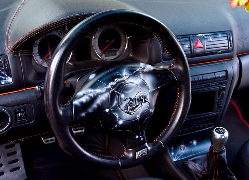 Škoda Octavia RS – Pavoučí muž: - fotka 4