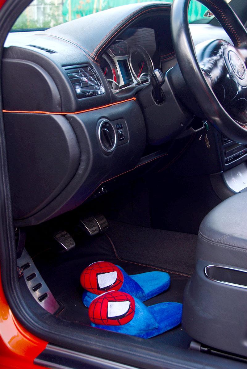 Škoda Octavia RS – Pavoučí muž: - fotka 6