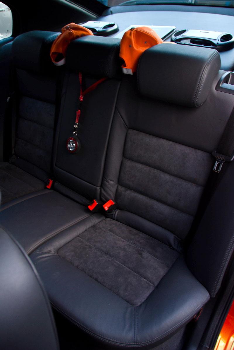 Škoda Octavia RS – Pavoučí muž: - fotka 8